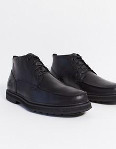 Черные ботинки Timberland Squall CanyonWP-Черный