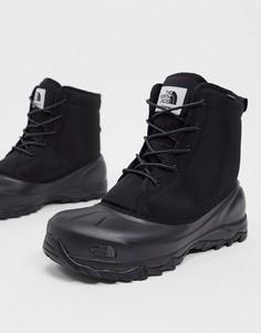 Черные ботинки The North Face Tsumoru-Черный