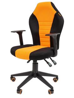 Компьютерное кресло Chairman Game 8 Black-Orange 00-07027139 + подарочный сертификат (200 руб)