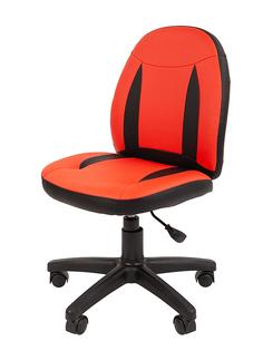 Компьютерное кресло Chairman Kids 122 Red-Black 00-07051681 + подарочный сертификат (200 руб)