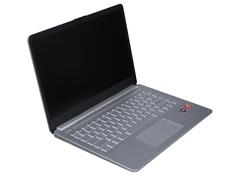 Ноутбук HP 14s-fq0070ur 2X0R2EA (AMD Ryzen 5 3500U 2.1 GHz/8192Mb/512Gb SSD/AMD Radeon Vega 8/Wi-Fi/Bluetooth/Cam/14.0/1920x1080/DOS)