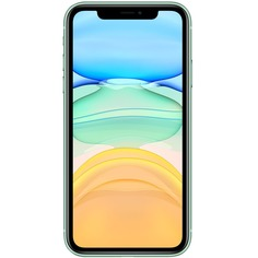 Смартфон Apple iPhone 11 64GB (MHDG3RU/A) зеленый