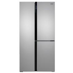 Холодильник многодверный Ginzzu NFK-610 Steel