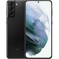 Смартфон Samsung Galaxy S21+ 256 ГБ чёрный фантом