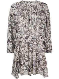 Isabel Marant Étoile платье с принтом пейсли