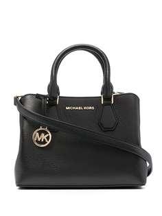 Michael Michael Kors сумка-тоут из зернистой кожи