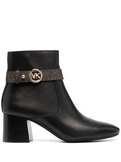 Michael Michael Kors ботинки с логотипом