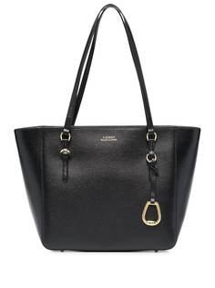 Lauren Ralph Lauren сумка-тоут в форме трапеции