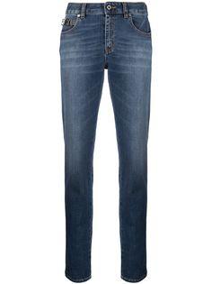 Just Cavalli джинсы STCA кроя слим с аппликацией