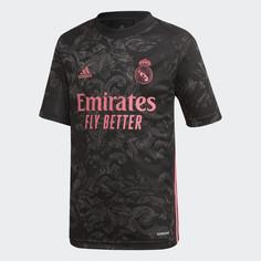 Третья игровая футболка Реал Мадрид 20/21 adidas Performance