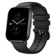 """Смарт-часы AMAZFIT Zepp E Square A1958, 1.65"""", черный / черный"""