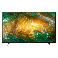 "Телевизор SONY KD85XH8096BR2, 84.6"", Ultra HD 4K"