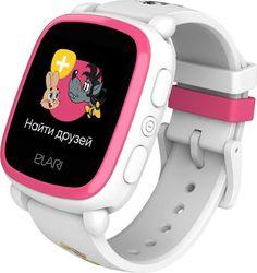 """Детские умные часы Elari KidPhone Ну, погоди!"""" (белый)"""