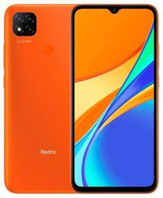 Мобильный телефон Xiaomi Redmi 9C NFC 64GB (оранжевый)