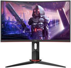 """Монитор AOC Gaming C27G2U 27"""" (черный)"""