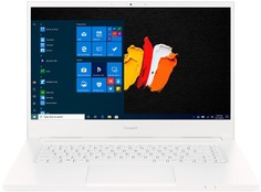 Ноутбук Acer ConceptD 3 CN315-72-746N (белый)