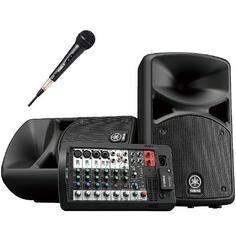 Комплект профессиональной акустики Yamaha