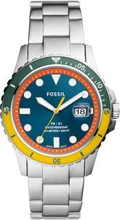 Мужские часы в коллекции FB-01 Мужские часы Fossil FS5765