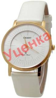Японские женские часы в коллекции Slim Женские часы Orient UA07004W-ucenka