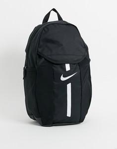 Черный рюкзак Nike Football academy-Черный цвет