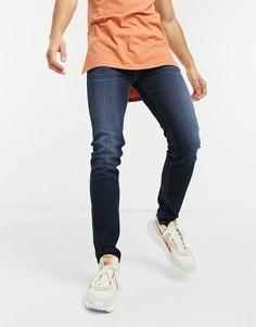Узкие джинсы Diesel D-Lustre-Голубой