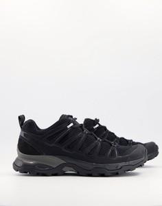Черные кроссовки Salomon XA pro 3D ADV-Черный цвет