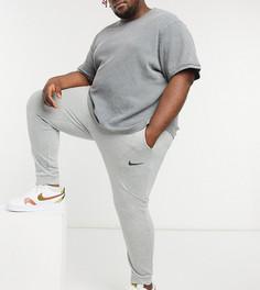 Серые джоггеры Nike Training Plus Dry-Серый