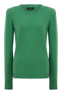 Зеленый кашемировый джемпер Isabel Marant