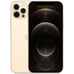 Смартфон Apple iPhone 12 Pro 512GB Gold (MGMW3RU/A) iPhone 12 Pro 512GB Gold (MGMW3RU/A)