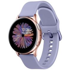 Смарт-часы Samsung Galaxy Watch Active2 Gold/Lavender SM-R830