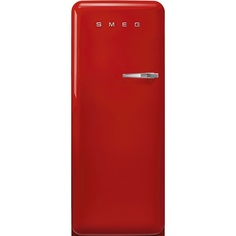 Холодильник Smeg FAB28LRD5 красный