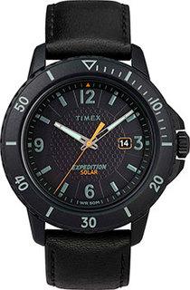 мужские часы Timex TW4B14700YL. Коллекция Expedition Gallatin Solar