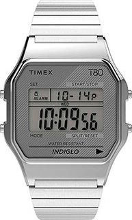 мужские часы Timex TW2R79100VY. Коллекция T80