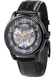 мужские часы Earnshaw ES-8062-08. Коллекция Longitude