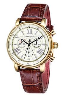 мужские часы Earnshaw ES-0016-03. Коллекция Longcase
