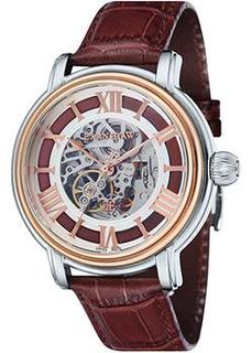 мужские часы Earnshaw ES-0032-03. Коллекция Longcase