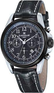 мужские часы Earnshaw ES-8028-07. Коллекция Commodore