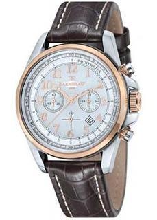 мужские часы Earnshaw ES-8028-09. Коллекция Commodore