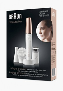 Эпилятор Braun FaceSpa Pro 911