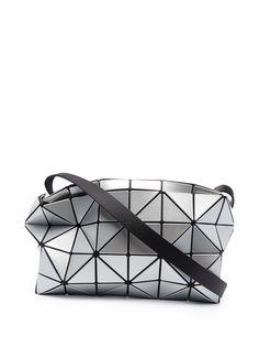 Bao Bao Issey Miyake сумка через плечо Carton с эффектом металлик