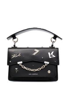 Karl Lagerfeld сумка на плечо K/Karl Seven Pins