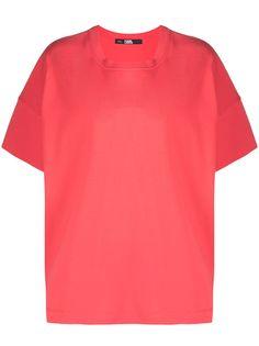Karl Lagerfeld футболка свободного кроя