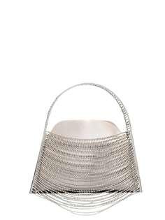 Benedetta Bruzziches декорированная сумка на плечо