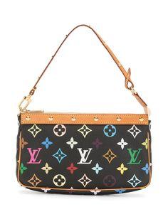 Louis Vuitton сумка-тоут Pochette Accessoire 2004-го года
