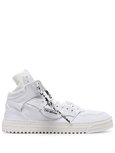 Off-White высокие кроссовки Off-Court