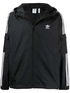 adidas куртка с логотипом