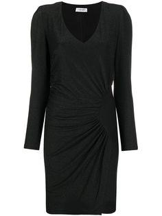 LIU JO платье со сборками