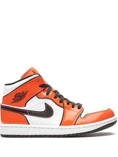 Jordan кроссовки Air Jordan 1 Mid SE Turf Orange