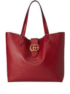 Gucci сумка-тоут с логотипом Double G