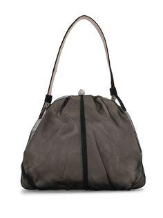 Dolce & Gabbana Pre-Owned сумка-тоут с сетчатым верхом